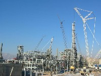 AMMONIA PLANT in KERMANSHAH Petrochemical (Cooperation with HAMPA Co.)