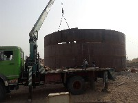 AZAR PUMP STATION PROJECT